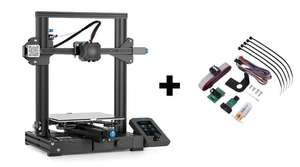 Creality Ender 3 V2 3D-Drucker mit BLTouch Auto-Nivellierung