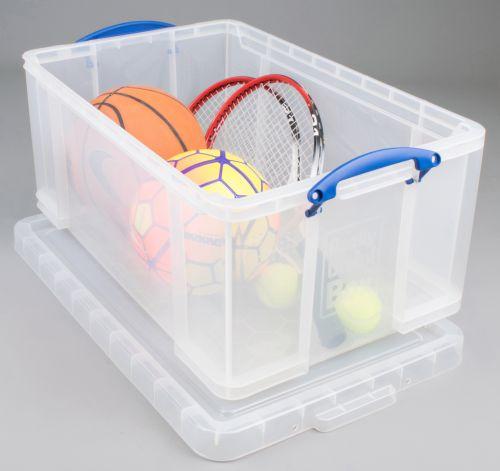 Really useful box 64l, 15,39 Euro/Stück ab Abnahme von 2 Stück (GS ab 89€ -10€ Abzug)
