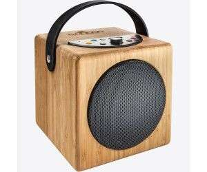 KIDZAUDIO Badoo Bluetooth Lautsprecher, Braun [Saturn]