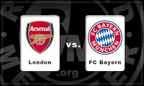 [per CH VPN Tunnel] Arsenal FC - FC Bayern im SRF 2 per Stream kostenlos sehen