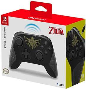 [Amazon / MM Abholung] HORI Wireless Switch Controller - The Legend of Zelda oder Super Mario Design