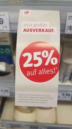 [LOKAL] 25% auf alles beim Rossmann in Aachen am HBF