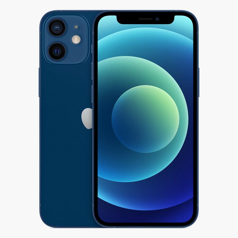 iPhone 12 mini 64 GB Blau (Differenzbesteuert) über Ebay-Shop von Cleverbuy