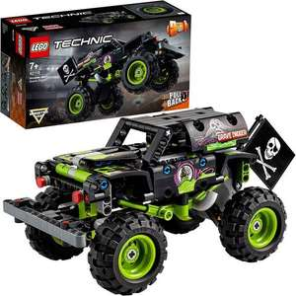 LEGO Technic 2 in 1 Monster Jam Grave Digger (42118) und 2 in 1 Jam Max-D (42119) für je 12,63€ inkl. Versand [Thalia KultClub]
