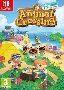 (Nintendo Switch) Animal Crossing New Horizons Switch for €38.39 @ CDKeys