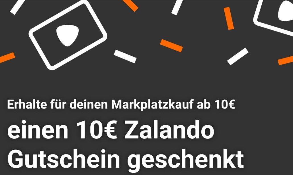 [Zalando Zircle] 10€ Gutschein nach Kauf von mind 10€ bzw. 15€ ab 35€ für Neukunden