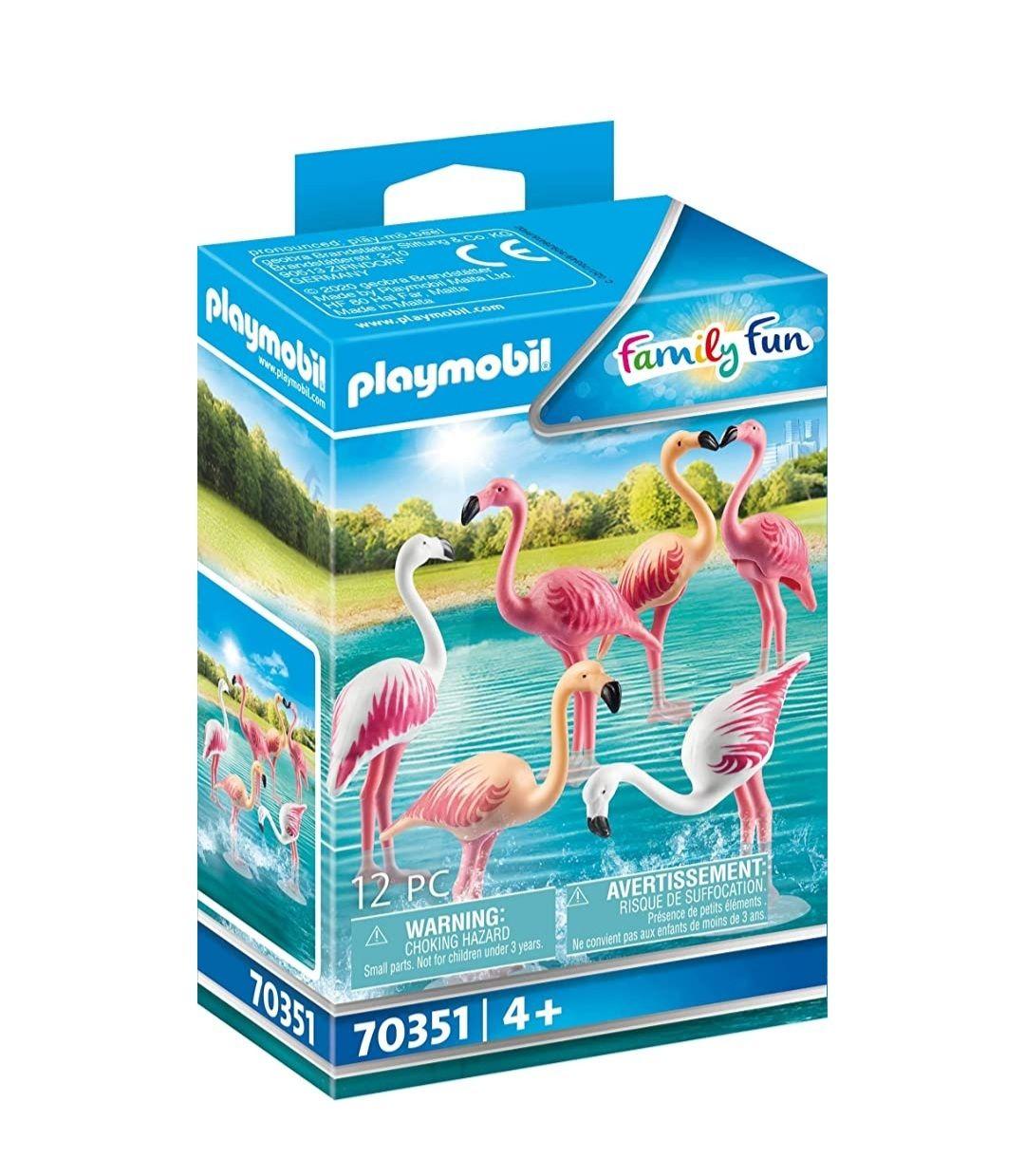 Amazon Prime PLAYMOBIL 70351 Flamingoschwarm, ab 4 Jahren