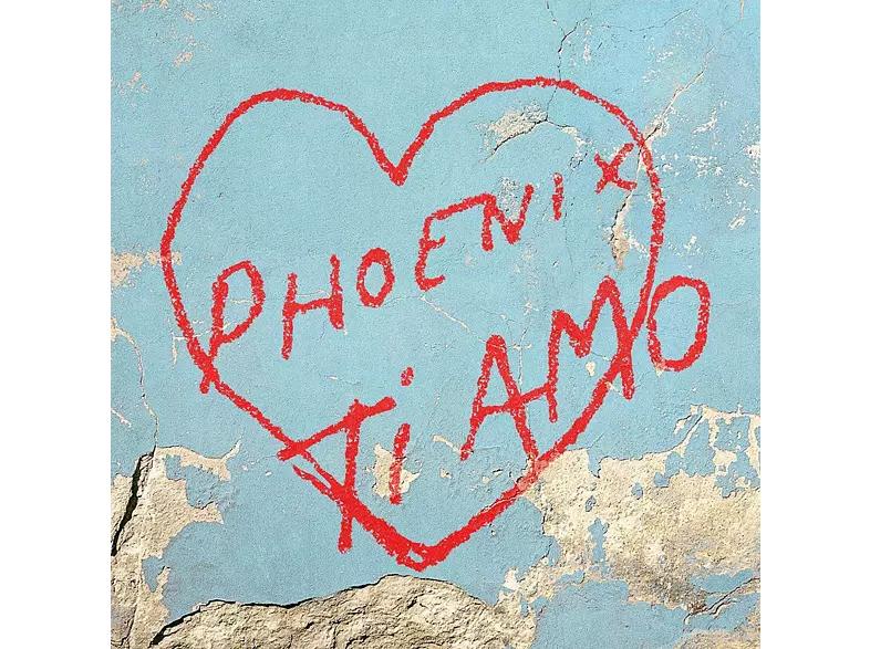 Phoenix -Ti Amo [Coloured Vinyl] für 14,61€ [Media Markt Abholung]