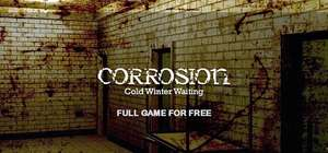 Corrosion Cold Winter Waiting (Horror-Adventure) kostenlos bei Indiegala (PC / DRM-frei)