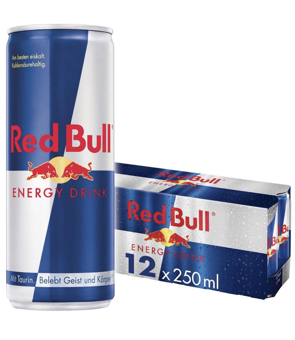 *Lokal* Red Bull 12*0,250ml 9,99€