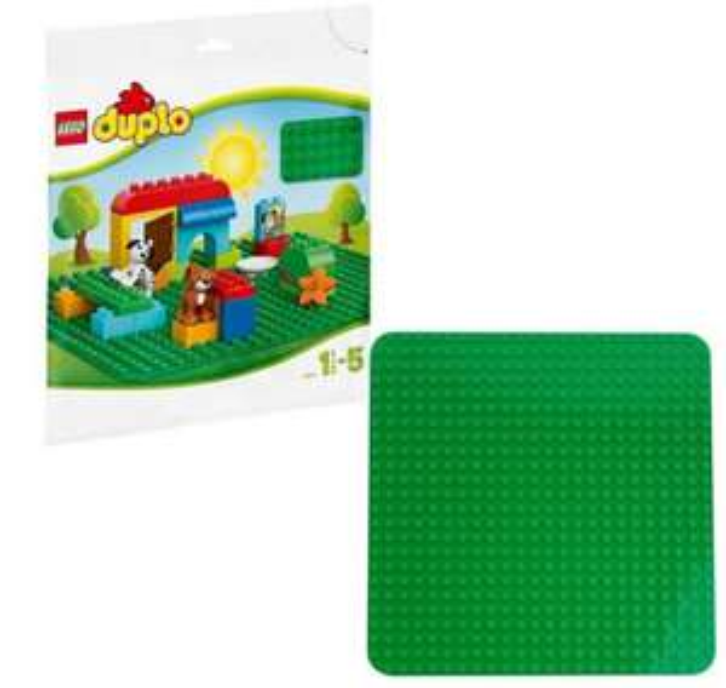 LEGO DUPLO 2304 - Große Bauplatte/ Grundplatte/ grün/ Vorbestellung/ Für KULTCLUB Mitglied zusätzlich -10%