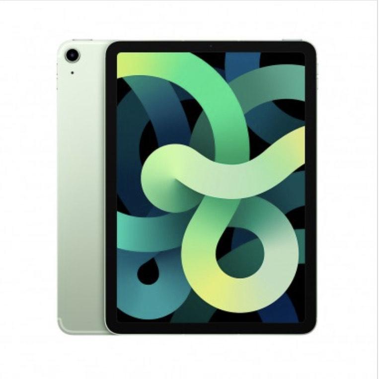 Apple iPad Air 2020 4. Generation A14 64GB Wi-Fi - Grün