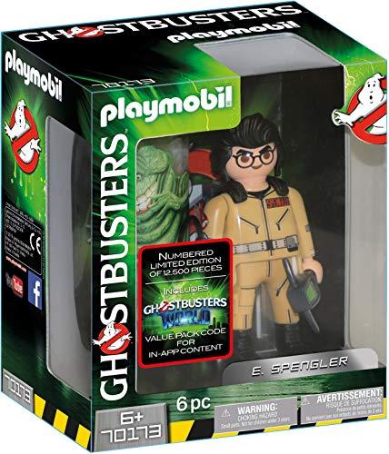 PLAYMOBIL Ghostbusters - Sammlerfigur E. Spengler (15cm groß) (Amazon Prime)