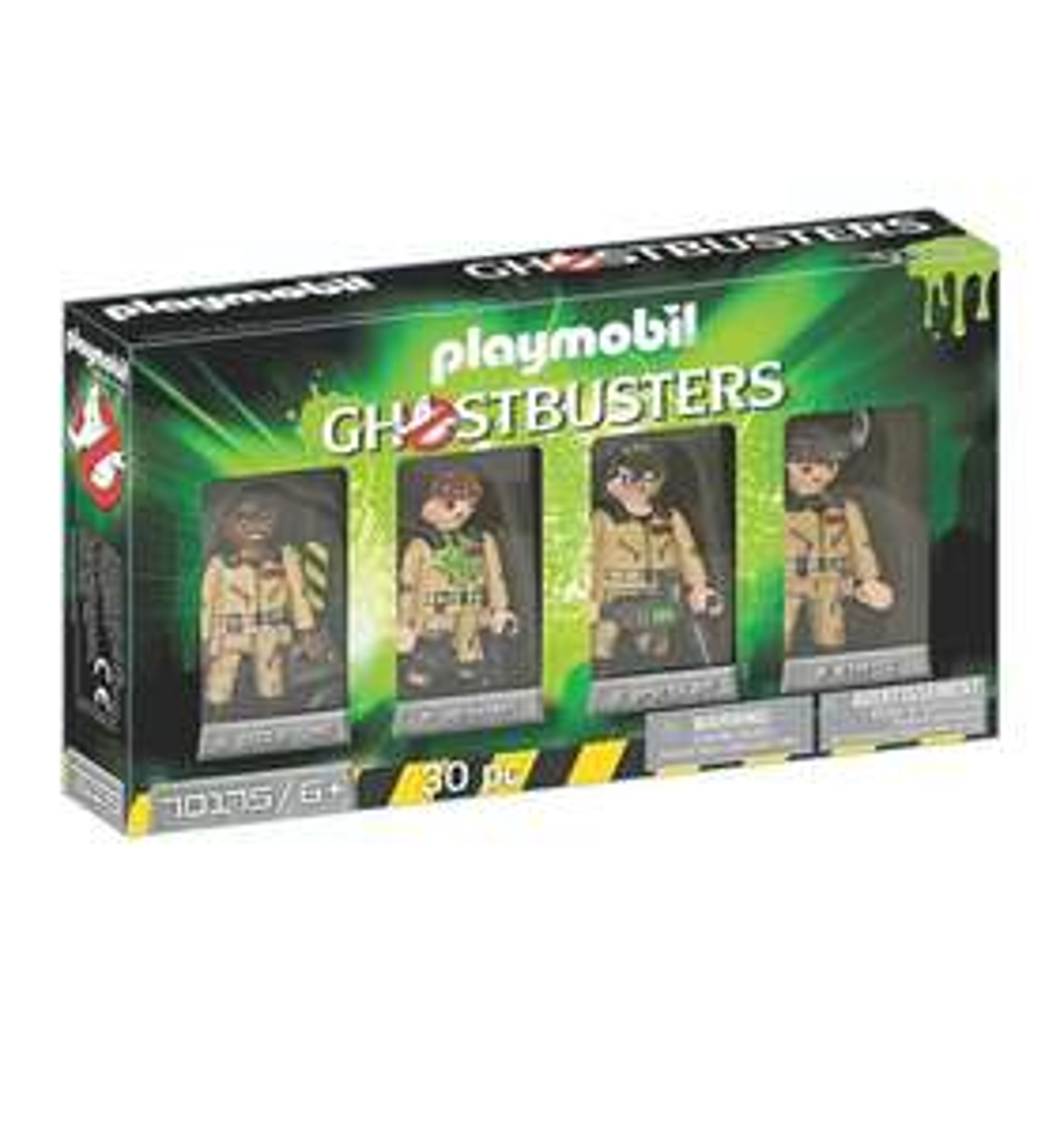 PLAYMOBIL 70175 Figurenset Ghostbusters