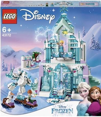 LEGO DISNEY 43172 - Elsas magischer Eispalast