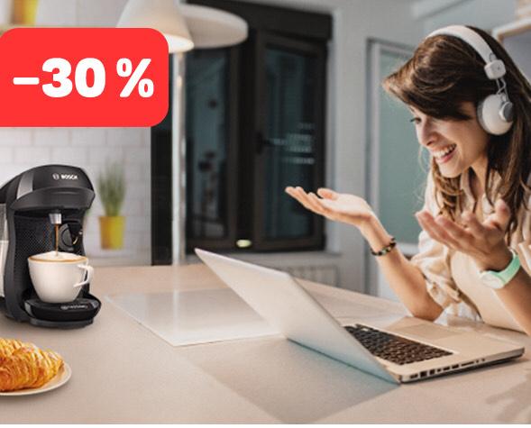 [Tassimo Online]30% auf alle Kapseln im Januar
