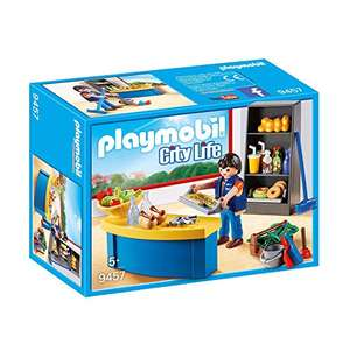 [Amazon PRIME] PLAYMOBIL City Life 9457 Hausmeister mit Kiosk