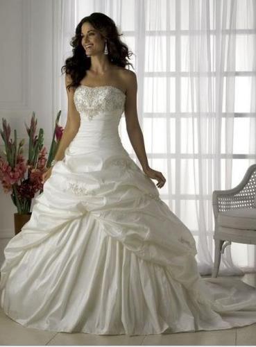 Für echte MyDealzer: Hochzeitskleid für 55,66 + VK @ebay (Shanghai, 99,4% pos. Bewert.)