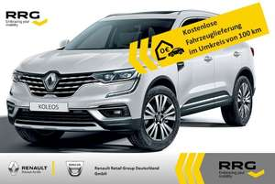 [Gewerbeleasing] Renault Koleos Initiale Paris (184 PS) mtl. 141,12€ (netto) + 839,50€ ÜF, LF 0,32, 36 Monate