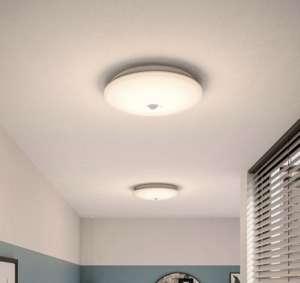 Lidl: PHILIPS myLiving LED Deckenleuchte mit Bewegungssensor 32cm warmweiss für 16,99€