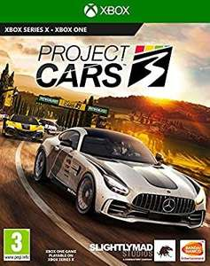 Project CARS 3 (Xbox One) [Amazon.co.uk]