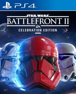 [PS4] Star Wars Battlefront II: Celebration Edition für 11,99€
