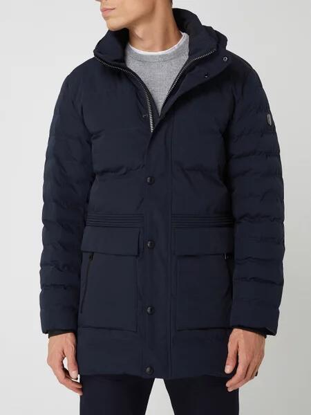 25% extra Rabatt auf Sale bei ANSON'S, z.B. Wellensteyn Levante 870 Funktionsjacke mit Kapuze - Marineblau