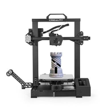 Creality CR-6 SE 3D-Drucker (23,5 x 23,5 x 25cm, TMC2209, Auto-Bedleveling) Versand aus Deutschland