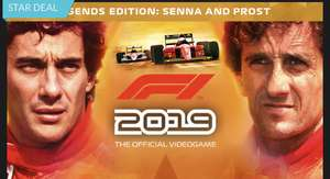 F1 2019 - Legends Edition Steam