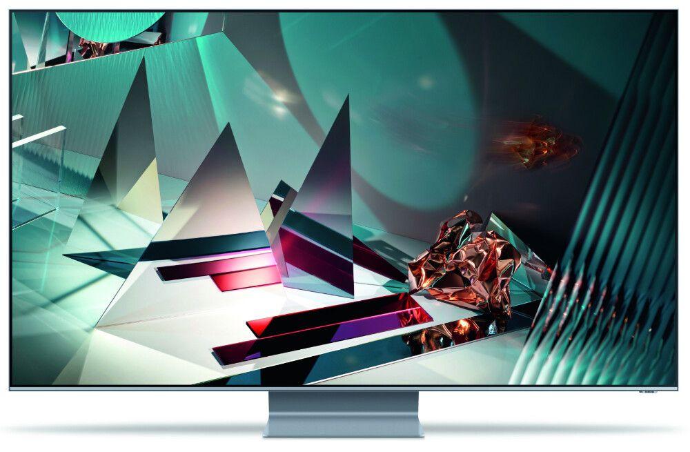 Samsung GQ75Q800TGTXZG QLED TV (75 Zoll (189 cm), 8K, Smart TV, HDR, USB-Aufnahme, Sprachsteuerung, Quantum HDR 2000, Quantum Prozessor 8K
