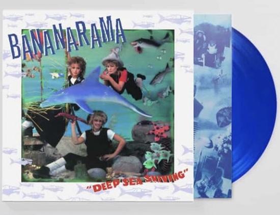 "Amazon/Saturn: BANANARAMA ""Deep Sea Skiving"" (Colored Vinyl + CD), Amazon Prime od. Saturn Abholung: 10,61€"