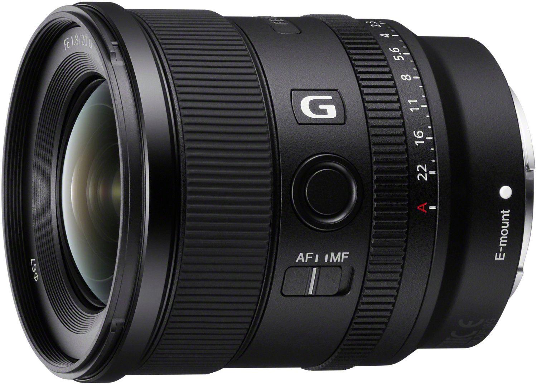 Sony FE 20F1,8 G Objektiv