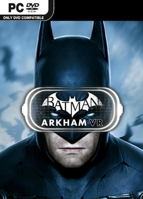 (Steam) Batman Arkham VR für 2,99€ @ CDKeys
