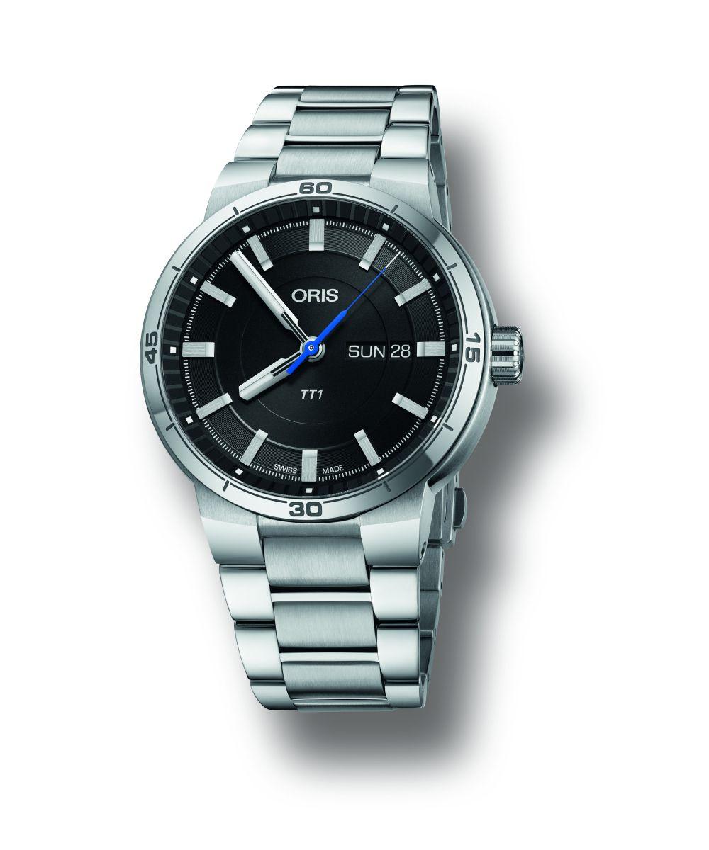 Altherr Uhren-SALE - Oris TT1 Day Date, Automatik, Saphirglas, Referenz: 01 735 7752 4154-07 8 24 08