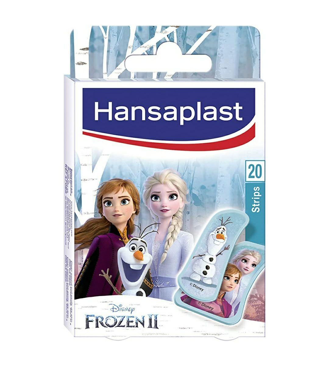 [Amazon Prime] Hansaplast Pflaster Star Wars o. Frozen 1x20 stck. für 1,25/ mit 15% Sparabo 1,06
