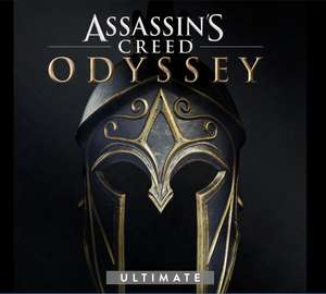 PS4: Assassin's Creed Odyssey - ULTIMATE EDITION PS4