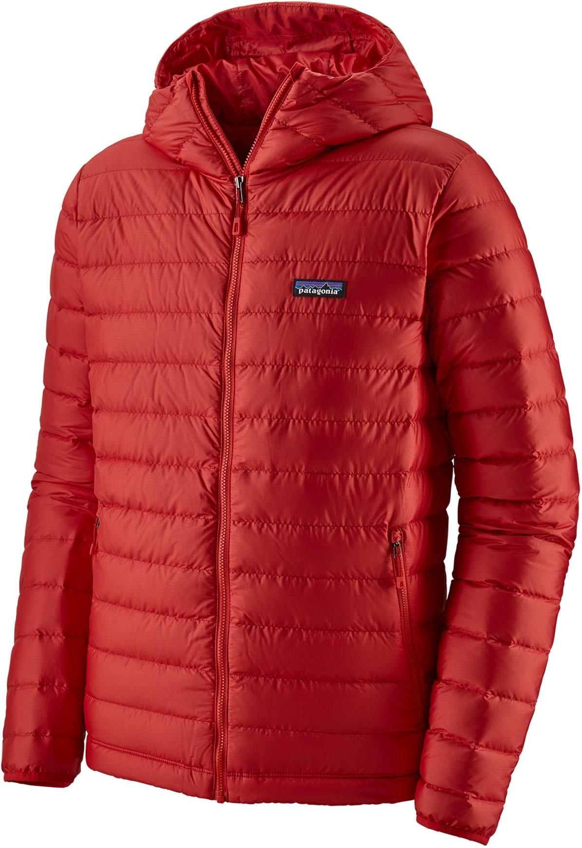 (Snowleader) Patagonia Down Sweater Hoody Fire Daunenjacke