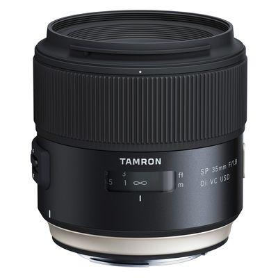 [Fotokoch] Tamron SP 35mm f/1,8 Di VC USD Nikon FX SLR Objektiv oder Tamron SP 35mm f/1,8 Di VC USD Canon EF SLR Objektiv für 399€