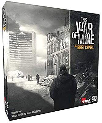 [Amazon] GALAKTA GALD0006 This War of Mine - Das Brettspiel (Deutsch)