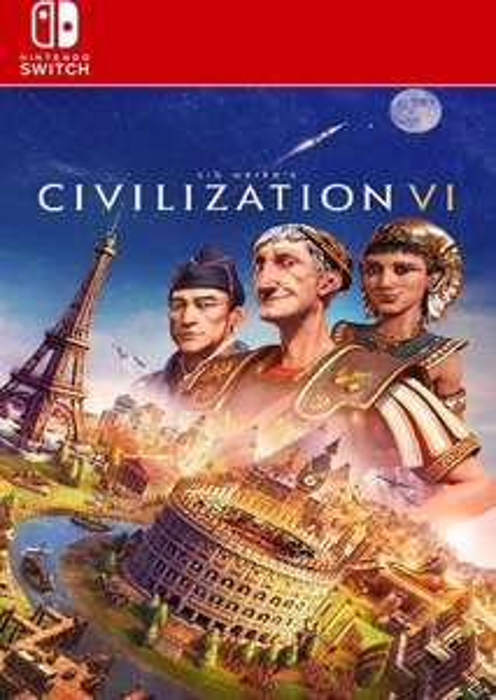 Sid Meier's Civilization VI (Nintendo Switch) 13.59 @ CDKeys