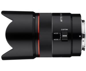 20% auf Samyang Objektive/ Z.b. Samyang AF 75mm f1.8 FE für 319€