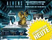 Aliens: Colonial Marines Collectors Edition für XBOX und PS3 @ gameware für 69,00€ inkl. Premium Versand Kostenlos - AT Version