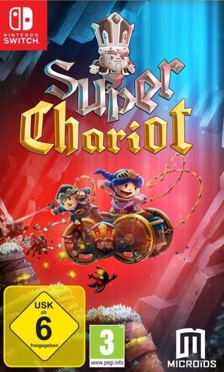 Super Chariot Nintendo Switch