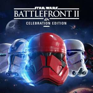Star Wars Battlefront II: Celebration Edition - Kostenlos via Epic Games (PC - 14.01 bis 21.01)