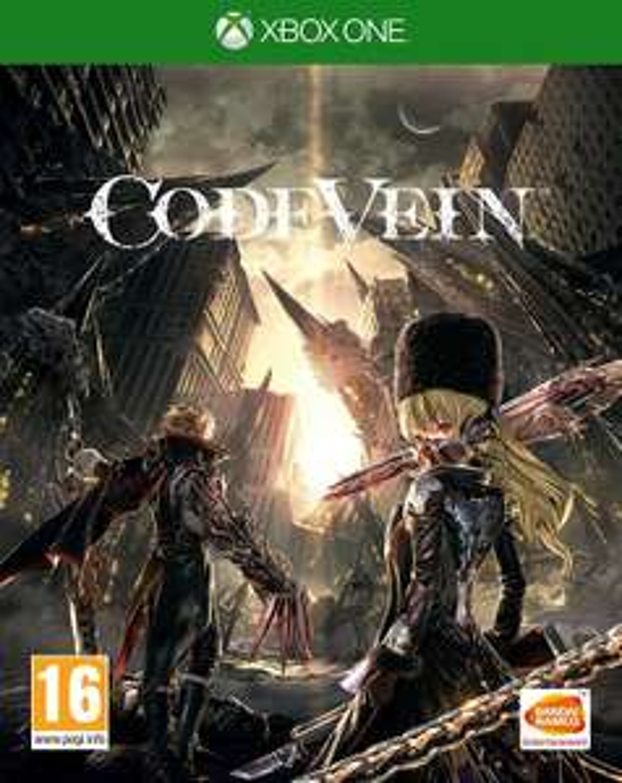 Code Vein(Xbox One) [Amazon.co.uk]