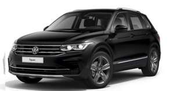 (Gewerbeleasing) Volkswagen Tiguan Elegance 2.0 TDI 150PS DSG, Vollkasko, 8-fach Bereifung, Wartung & Verschleiß mtl. 195€, sofort verfügbar