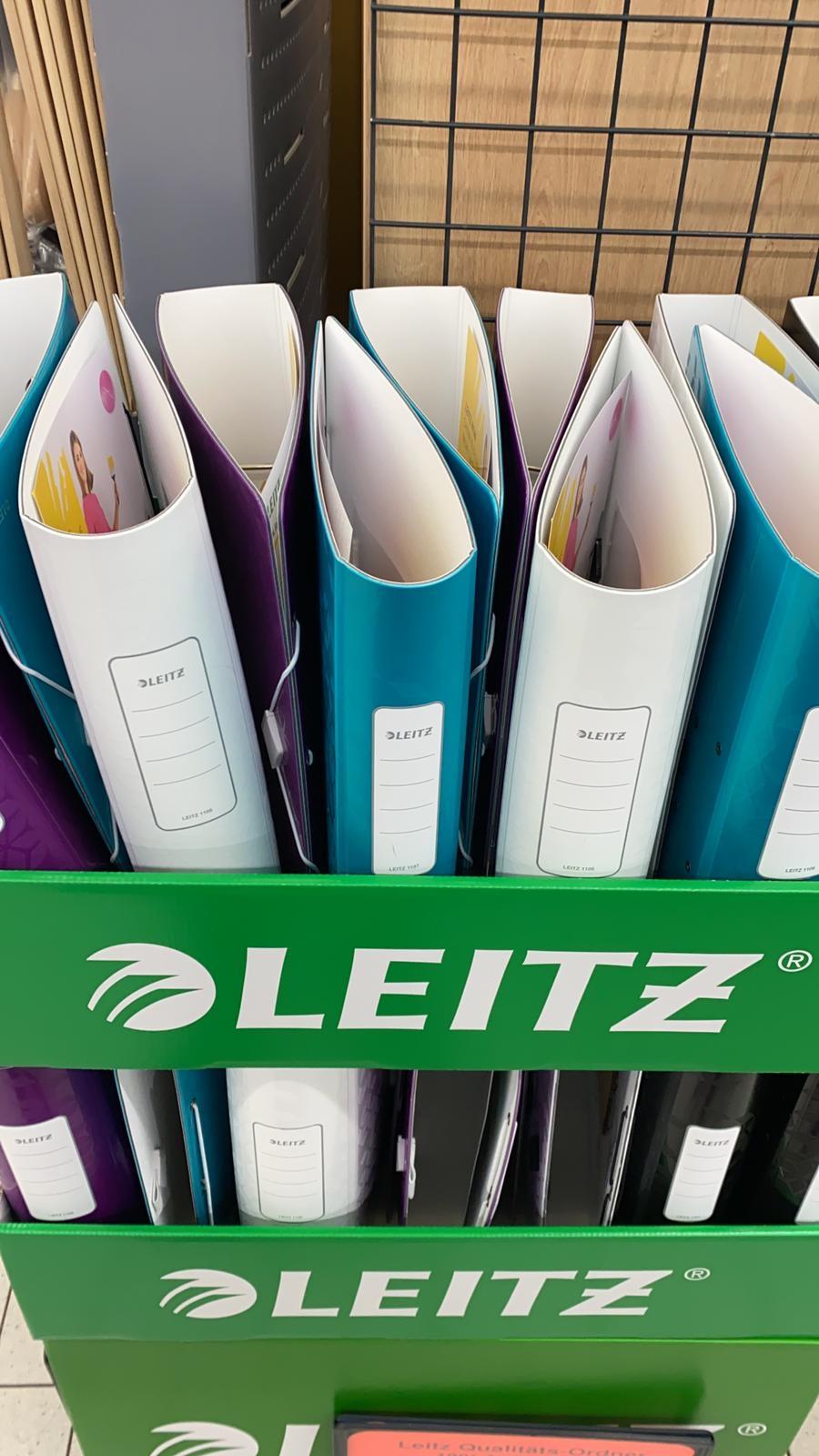 Leitz Ordner Active WOW für 2,99 Euro Kaufland Rödermark