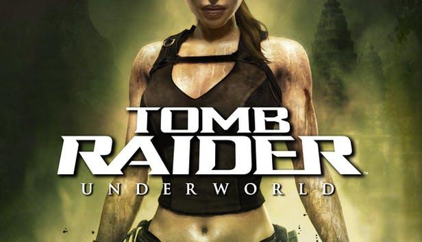 Tomb Raider: Underworld (Steam) und weitere Square Enix Klassiker im Humble Store