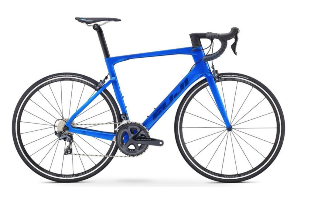 Fuji Transonic 2.3 RIM Carbon Rennrad (2020; Ultegra-Ausstattung)