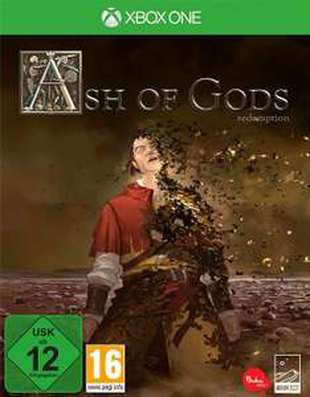 Ash of Gods: Redemption(Xbox One) [Amazon Prime]